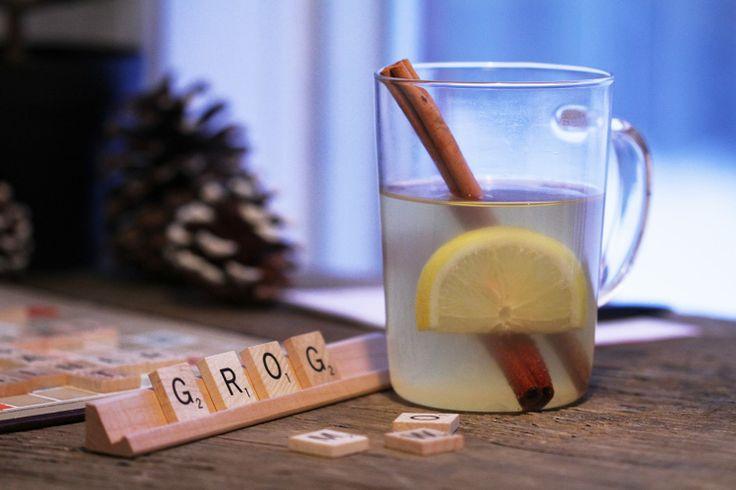 Les #grogs: ces délicieuses #boissons appaisantes. Découvrez nos #recettes.