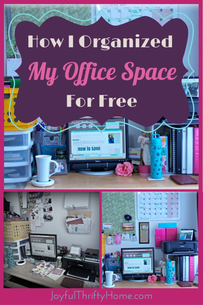 Find Out How To Get An Organized Office Space Without