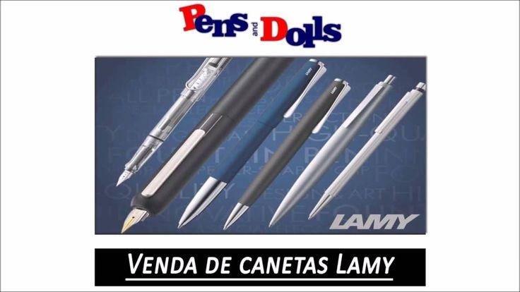 Venda de canetas Lamy - Pens and Dolls