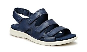 BABETT SANDAL - DENIM BLUE