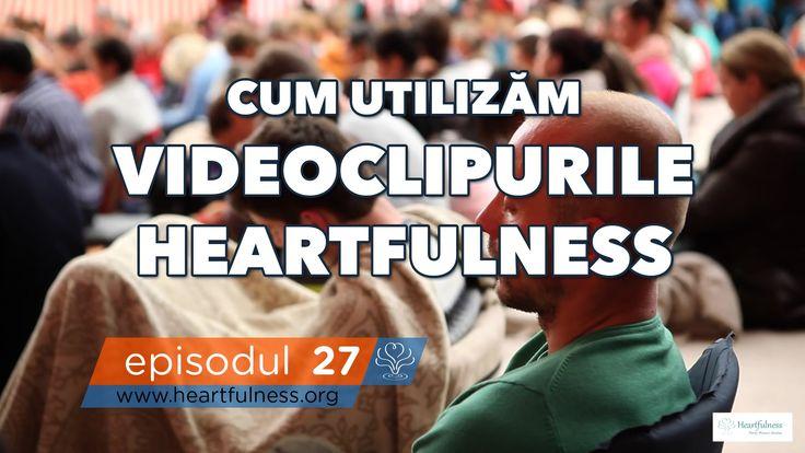 CUM UTILIZĂM VIDEOCLIPURILE HEARTFULNESS? heart emoticon http://bit.ly/1XfEPbz Începe cu oricare dintre videoclipuri, având o atitudine deschisă. Pentru început, închide ochii și acordă-ți câteva secunde pentru a te armoniza cu respirația. Cu ochii încă închiși, respiră adânc de două sau de trei ori. Pe măsură ce inspiri și expiri, retrage-ți atenția de la lumea exterioară și concentrează-te pe inimă... Cum utilizăm videoclipurile Heartfulness | HFN 27 | Fundamentele Heartf...