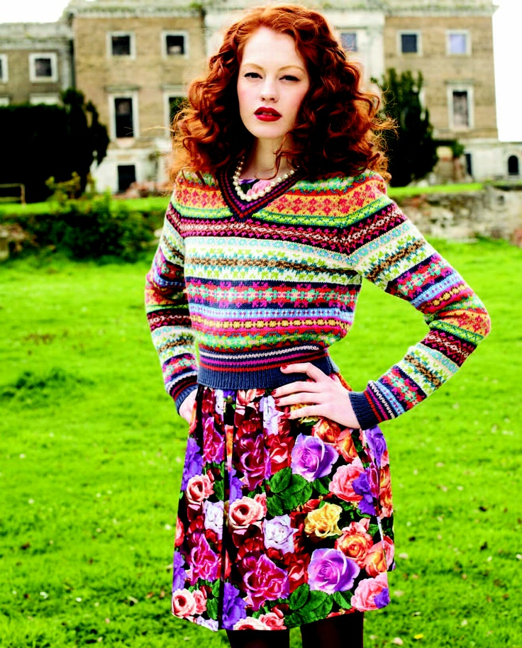 21 best Debbie Bliss Fair Isle Knits images on Pinterest | Knits ...