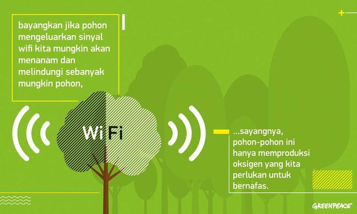 Masih berpikir ulang untuk selamatkan hutan?