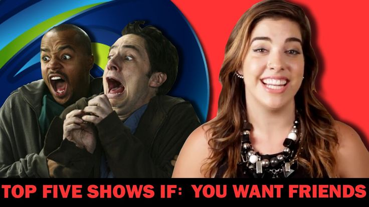 TOP 5 SHOWS IF: You Want The Ultimate Friendship | TELEMAZING