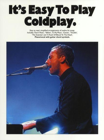 Красивый  it's  Easy  To  Play  Coldplay  #ноты,_учебники_и_муз.литература #музыкальные_инструменты #для_фортепиано,_гитары_и_вокала #мечта #бизнес #путешествие #достижение #спорт #социальная #благотворительность #музыка #хобби #увлечения #развлечения #франшиза #море #романтика #драйв #приключения #proattractionru #proattraction