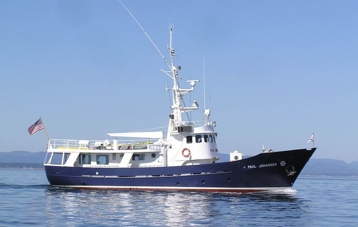 Duck Boats For Sale >> expedition yachts | Category: Expedition Yacht; Year: 1970; Manufacturer: Smedvik Mek ...