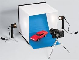How To Use A Photo Light Box Or Photo Tent