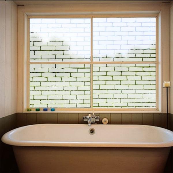 Autocollant vitre opaque good film adhsif pour vitrage for Rendre une vitre opaque