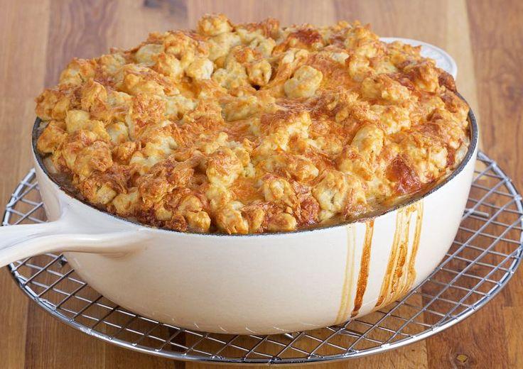 Chicken Pot Pie by Anna Olson                                                                                                                                                     Más