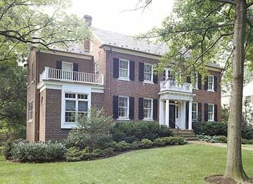 A well home and home renovation on pinterest for Colonial home additions
