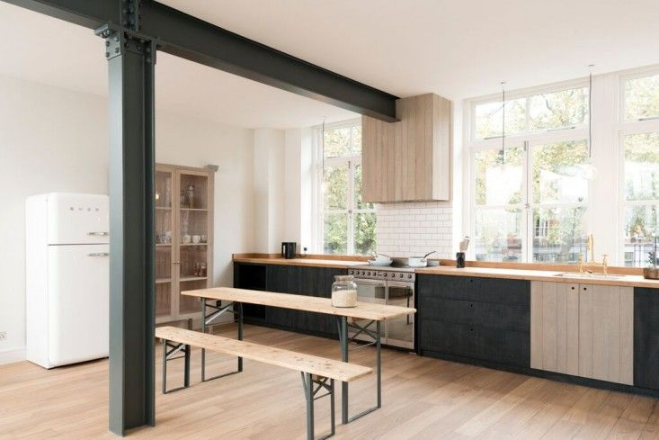 Kitchen of the Week: The New Urban Rustic Kitchen, Clerkenwell Edition - Remodelista