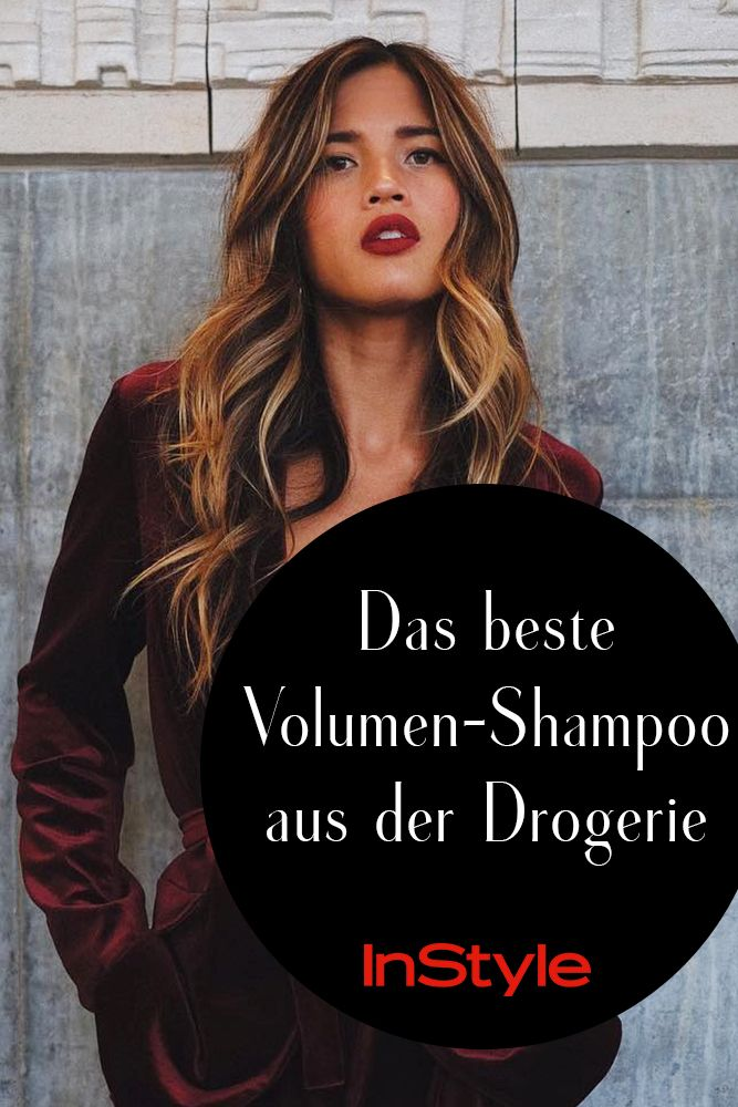 Volles Haar dank dem allerbesten Volumenshampoo aus der Drogerie!