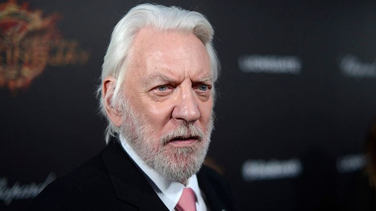 Donald Sutherland to receive honorary Oscar