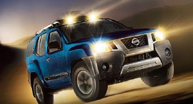 2019 Nissan Xterra Pro 4x