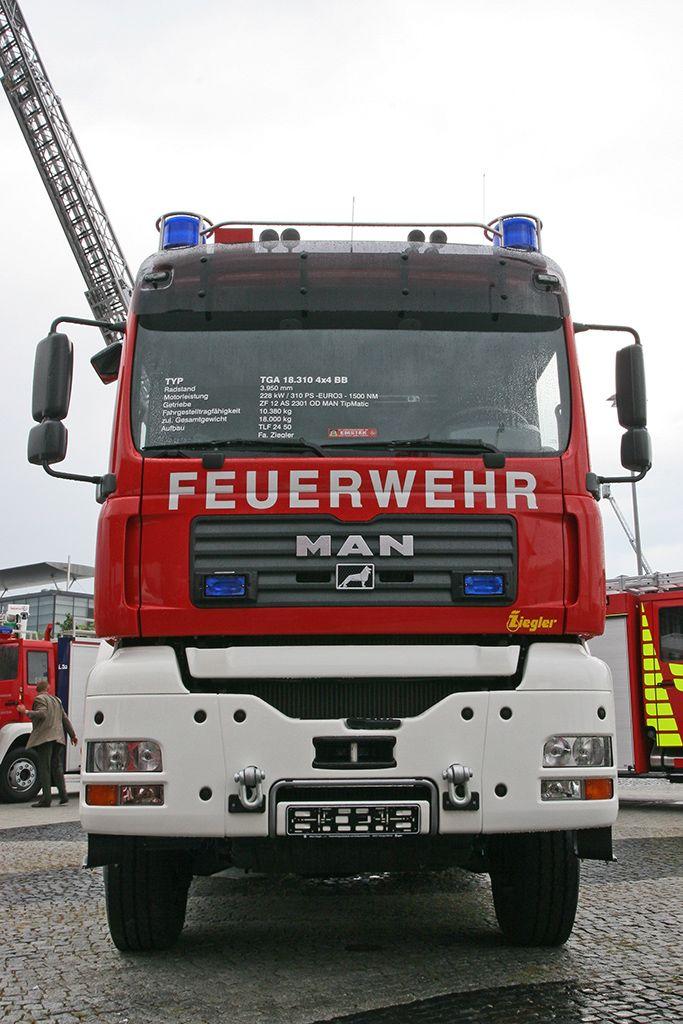 53 Man tga 1 sst Feuerwehr