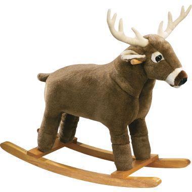 Deer Rocker for Baby Hunter :)