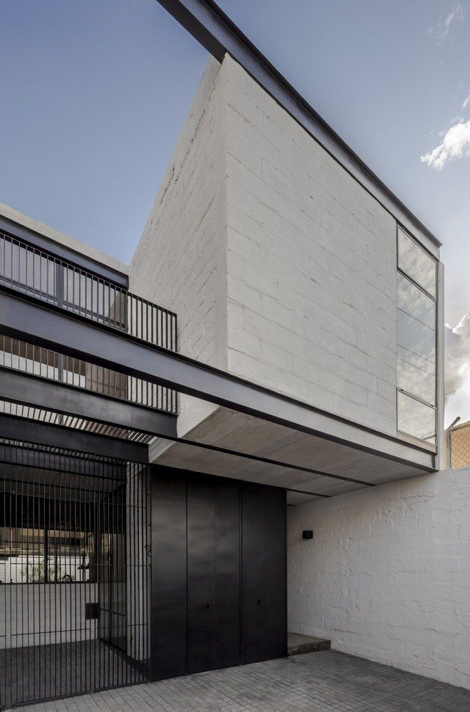 Gallery of 15 Details of Metal Structures and Facades for Residential Projects - 21