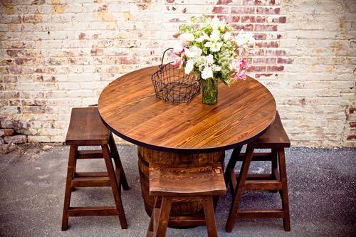 1000 Ideas About Pub Tables On Pinterest Barrel Table