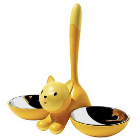 Google Image Result for http://www.designcouncil.org.uk/Documents/Images/Case%20studies/Alessi/ALESSI_Tigrito_cat_bowl_yellow.jpg