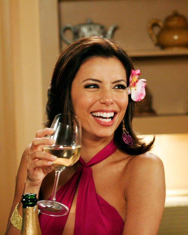 Eva Longoria, alias Gabrielle Solis, à l'époque de la série