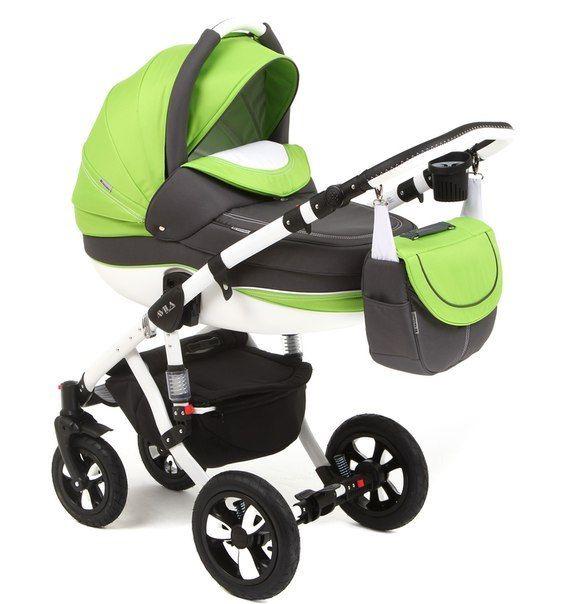 Детская коляска Adamex 2в1 Avila 05P  Цена: 300 USD  Артикул: mp60434  Детская коляска Adamex 2в1 Avila – новинка 2015 года. Легкая алюминиевая рама с двойным амортизатором, накачиваемые колеса, два из которых поворотные, обеспечивают комфорт передвижения по любому покрытию. Благодаря применению адаптера типа click-clack можно легко и быстро менять модули. Модель отличается современным и элегантным дизайном. Люльку и прогулочный блок можно установить лицом или спиной по направлению движения…
