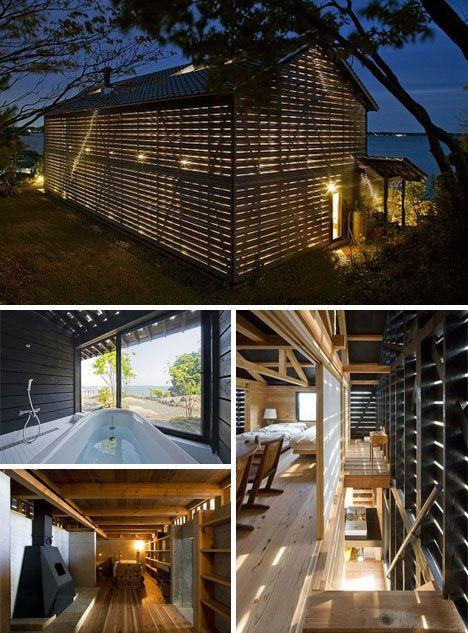 Underground Balcony?! Beautiful Barn Home with a Twist   Designs & Ideas on Dornob