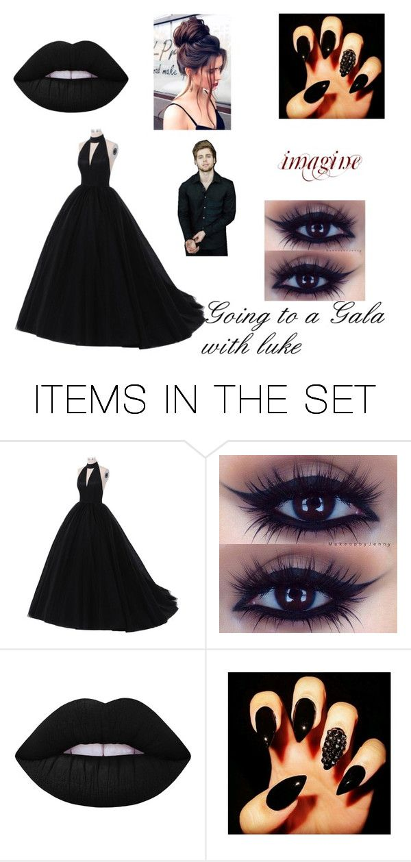 """""""Luke Hemmings Imagine Outfit"""" by calpalclifford221 ❤ liked on Polyvore featuring art"""