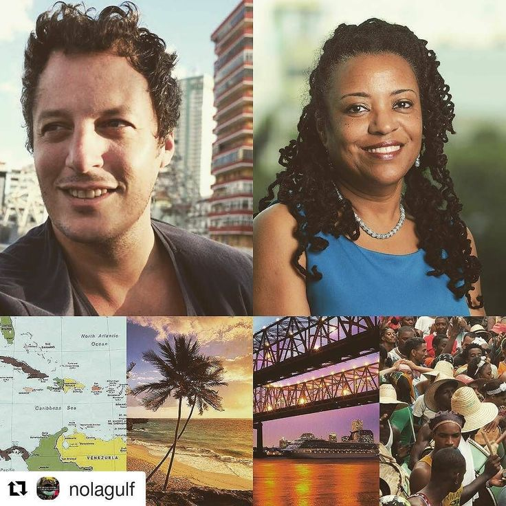 #Repost @nolagulf with @repostapp    Tomorrow April 18 6pm at Tulanes Stone Auditorium in the Woldenberg Art CenterDr. Joshua Jelly-Schapiro and Dr. Kim Vaz Deville will discuss the global impact of the Gulf South and the Caribbean. There will be an after party with a DJ set from Jneiro Jarel and a reception with a book signing at Three Keys (600 Carondelet St.) around 8:30pm. See you there!!! http://ift.tt/2pK9H6Y Follow #ADPhD on IG: @afrxdiasporaphd #ADPhD #ADPhDTumblr