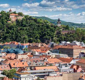 Schlossberg © Graz Tourismus - Harry Schiffer