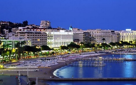 Jealous of my friends going back to Cannes. Maybe next year?