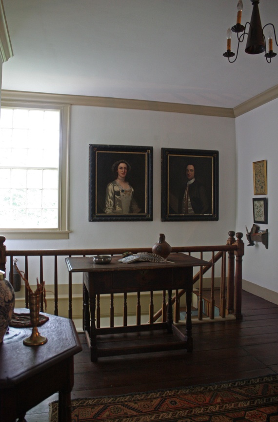 colonial decorating on pinterest windsor chairs early american and farmhouse interior. Black Bedroom Furniture Sets. Home Design Ideas
