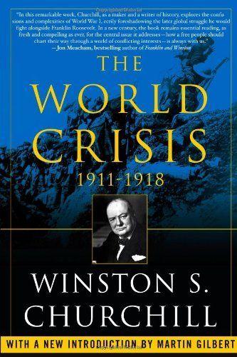 The World Crisis, 1911-1918 by Winston S. Churchill, http://www.amazon.com/dp/0743283430/ref=cm_sw_r_pi_dp_7nCpqb0GC7BEH