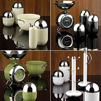 Typhoon Capsule Kitchen Range  just brought the scales in black to go with my canisters. £19.99 in tk maxx