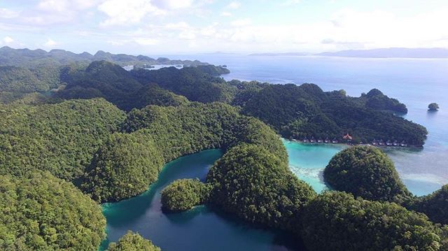 Sohoton Islands • Surfing • Kayaking • Beers • Snorkelling • BEST DAY  Epic Drone Shot ~ @kanar_wakeboarding