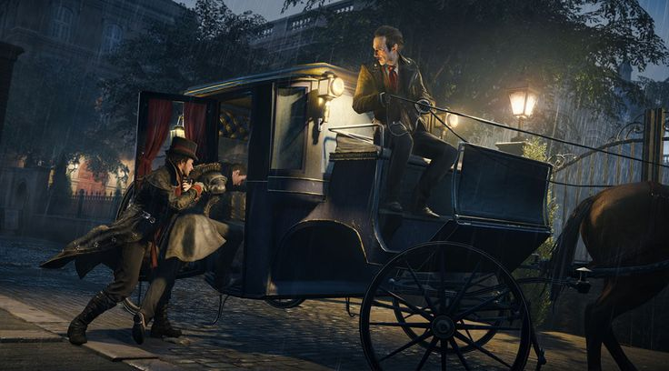 Assassin's Creed Syndicate is getting a patch and DLC http://www.svetigara.org/ac-syndicate-patch-1-3-1-jack-the-ripper-dlc/