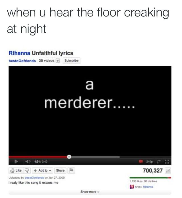 merderer XD Wow. First they misspelled murderer and then they also misspelled really.