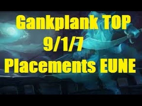 Carry with Gangplank Top
