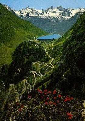 Grossglockner Hochalpenstrasse, Hohe Tauern National Park, Austria  i know this place.