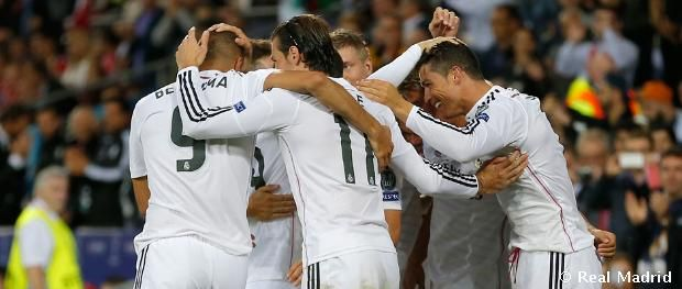 Bring Supercup Of Spain to Real Madrid :)