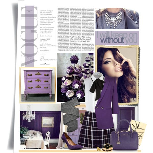 """Style is a simple way of saying complicated things"" by kikusek on Polyvore"