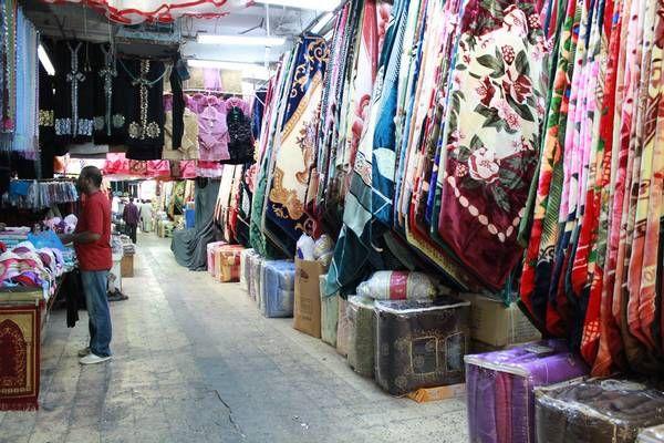 جولة كاملة داخل سوق البطحاء الرياض