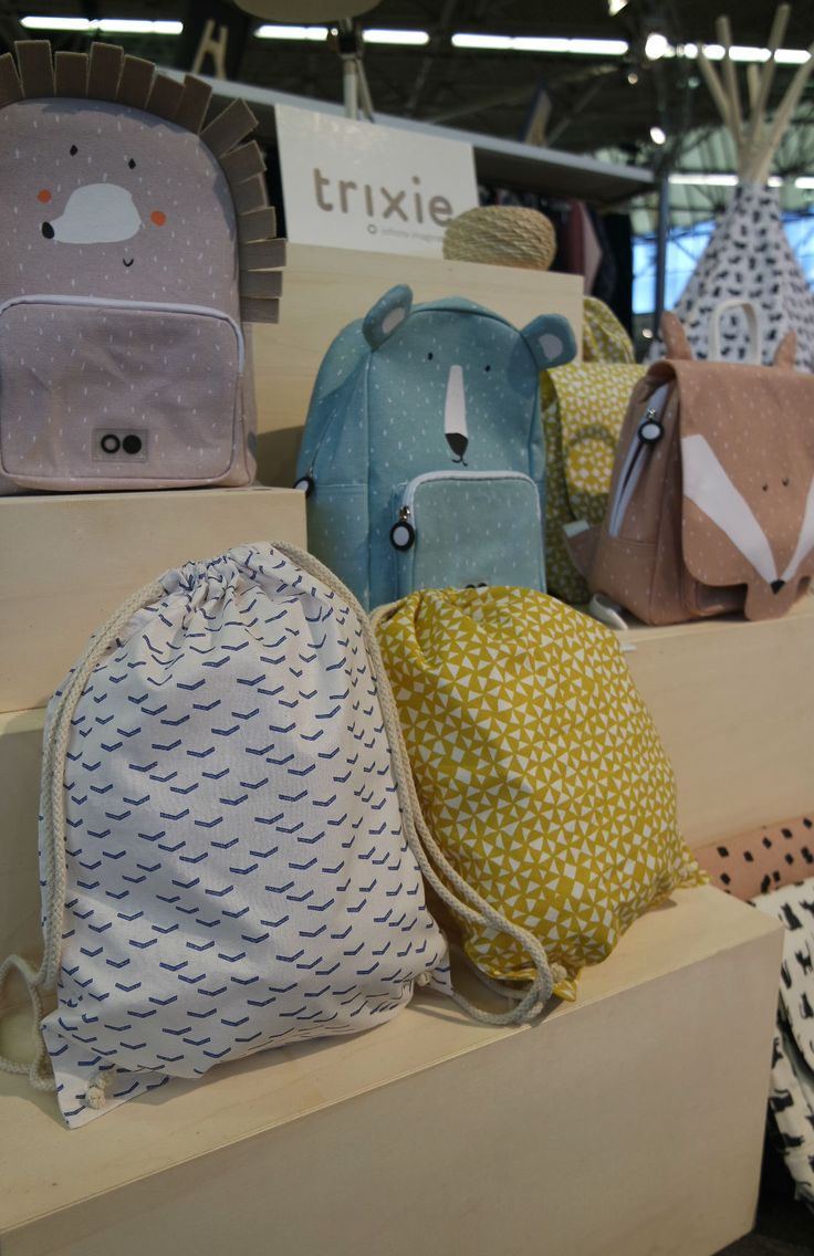 Event report Market by Kleine fabriek '17 - Trixie rugzakjes