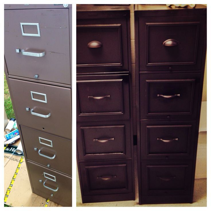 65 best Filing Cabinet Makeover images on Pinterest | Filing ...