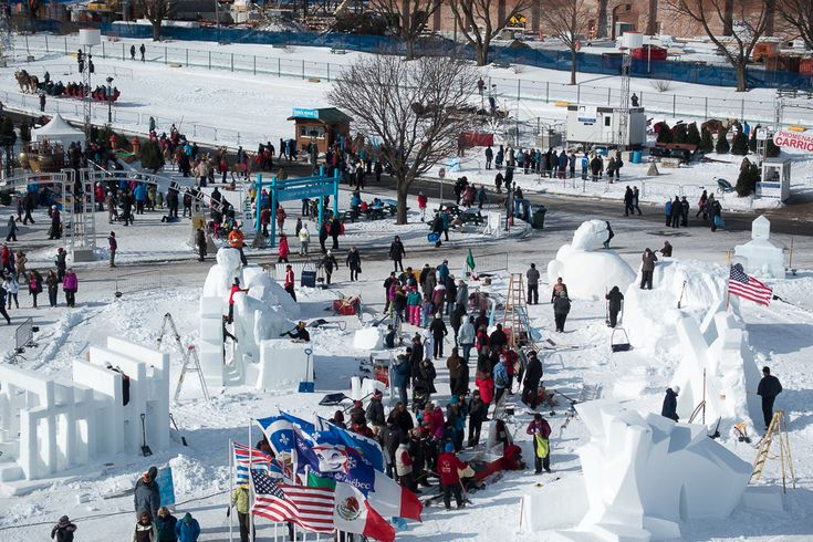 25  best ideas about quebec winter carnival on pinterest
