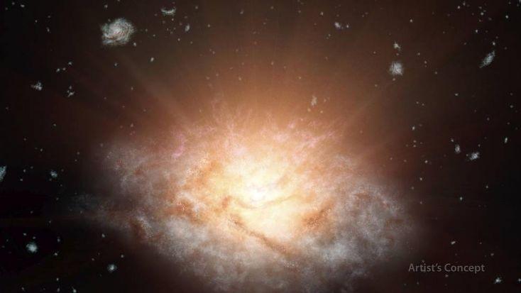 La #NASA descubre la galaxia más luminosa del universo http://www.europapress.es/ciencia/astronomia/noticia-nasa-descubre-galaxia-mas-luminosa-universo-20150522105146.html…  v @cienciaplus