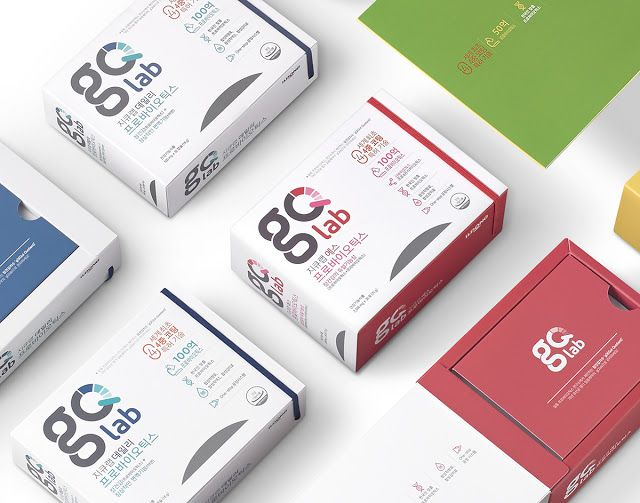gQlab on Packaging of the World - Creative Package Design Gallery