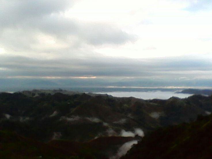Paisajes de ensueño desde miravalles valle del cauca