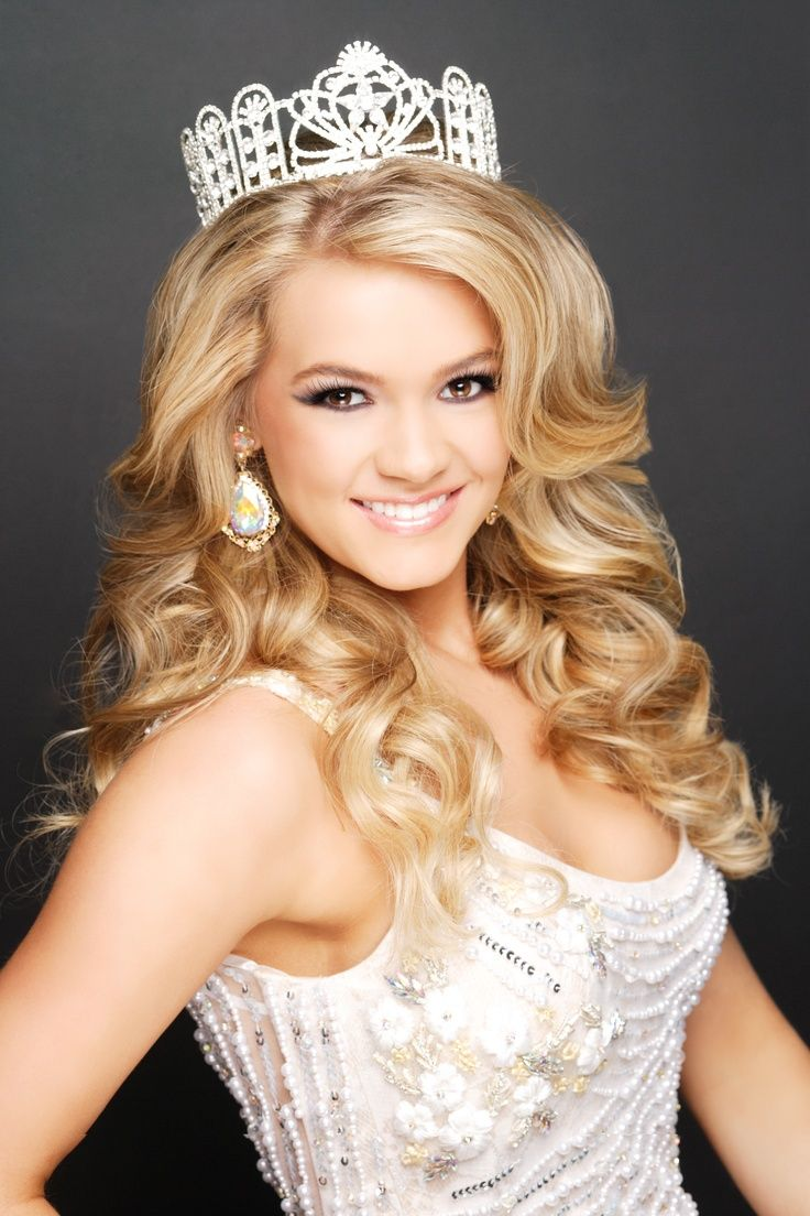 Pageant Hairstyles For Everyday - http://www.premiumgradehair.com/pageant-hairstyles-for-everyday.html