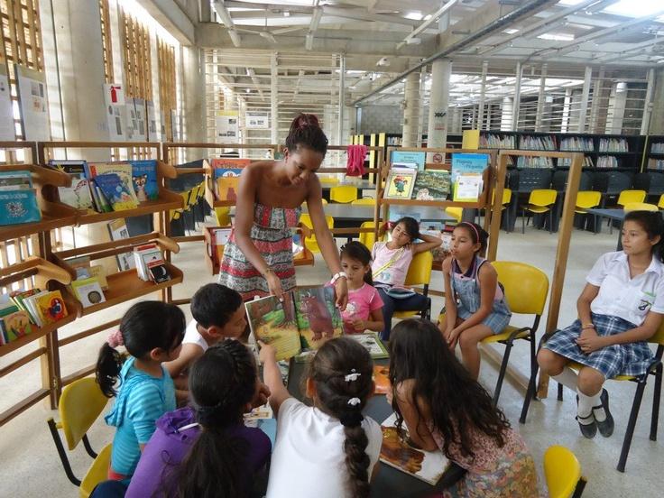 Mega Biblioteca Pública Villanueva - Casanare. Colombia.