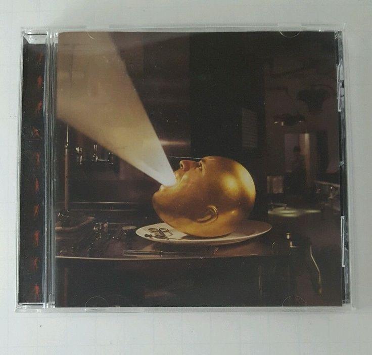The Mars Volta Deloused in the Comatorium CD Alternative Rock Art #PostRock